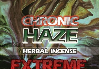 CHRONIC HAZE  INCENS...